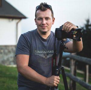 Gabriel Antal - fotograf / bloger